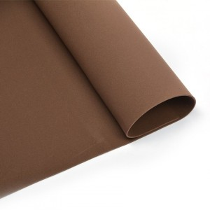 Фоамиран в листах 291/2 цв.т.коричневый 2 мм 60х70 см