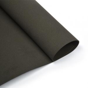 Фоамиран в листах 295/2 цв.черный 2 мм 60х70 см