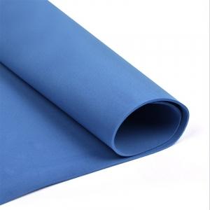Фоамиран в листах 258/2 цв.синий 2 мм 60х70 см