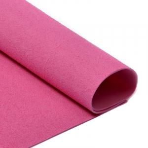 Фоамиран махровый 2 мм 20/30 см уп 10 шт MG.TOW.N003 цвет розовый