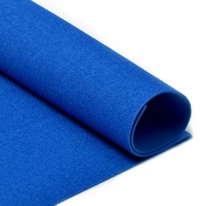 Фоамиран махровый 2 мм 20/30 см уп 10 шт MG.TOW.N014 цвет темно-синий