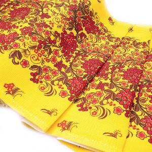 Ткань на отрез вафельное полотно 50 см 200 гр/м2 1504/3