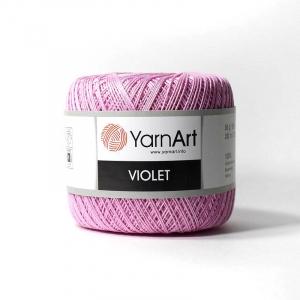 Виолет 319 100% мерсеризованный хлопок 50гр 282м