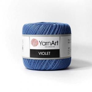 Виолет 5351 100% мерсеризованный хлопок 50гр 282м