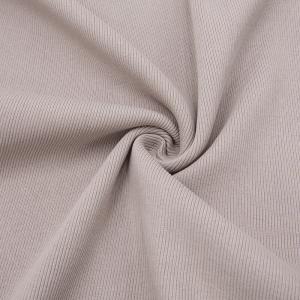 Ткань на отрез кашкорсе 3-х нитка с лайкрой цвет бежевый