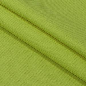 Вафельное полотно гладкокрашенное 150 см 165 гр/м2 цвет лайм