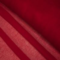 Ткань на отрез ситец гладкокрашеный 80 см 65 гр/м2 цвет бордовый