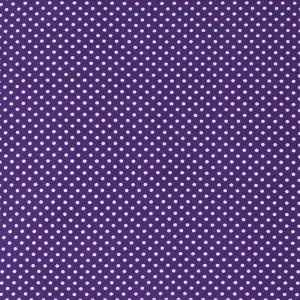 Отрез 150х300 Бязь плательная 150 см 1590/12 цвет фиолетовый