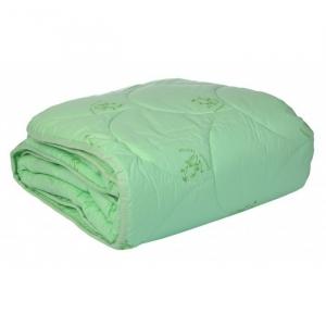 Одеяло Бамбук всесезонное 200*220 300 гр/м2 чехол тик