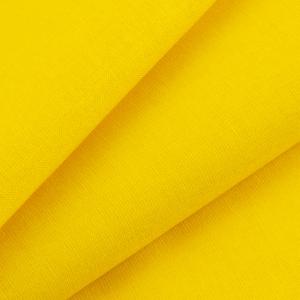 Ткань на отрез бязь М/л Шуя 150 см 11440 цвет лимонный 4