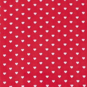 Отрез 150х150 Бязь плательная 150 см 1746/20 цвет красный