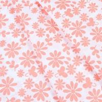 Ткань на отрез бязь плательная 150 см 1553/4А цвет персик