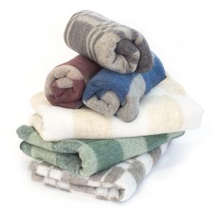 Одеяло полушерсть С-106-ИЛШ  1.5сп 600гр.м2