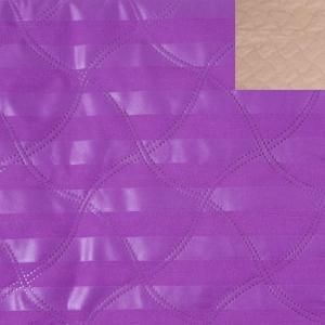 Ультрастеп 220 +/- 10 см цвет фиолетовый страйп-бежевый на отрез