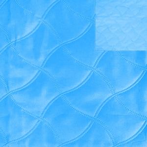 Ультрастеп 220 +/- 10 см цвет голубой-голубой на отрез