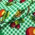 Вафельное полотно 45 см 170 гр/м2 316Б цвет зеленый