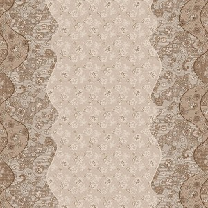 Ткань на отрез рогожка 150 см 10695/1 Пастель