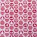 Ткань на отрез поплин 150 см 428/20 цвет красный