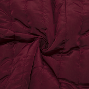Курточная ткань на отрез цвет бордо