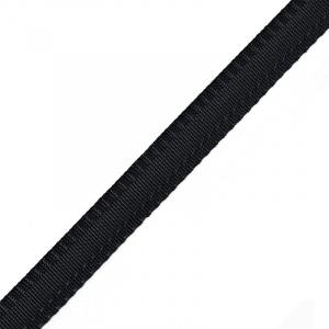 Клеевая тесьма брючная 2,4см*108см черная