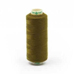 Нитки бытовые Dor Tak 40/2 366м 100% п/э, цв.709 оливковый