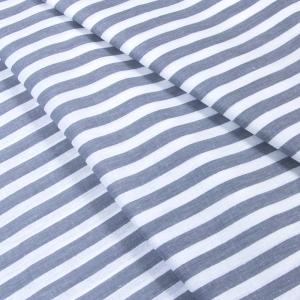 Ткань на отрез бязь плательная 150 см 1552/16А цвет серый