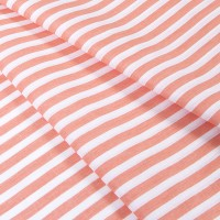 Ткань на отрез бязь плательная 150 см 1552/19А цвет персик