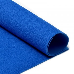 Фоамиран махровый 2 мм арт.MG.TOW.N014 цв.темно-синий, 20х30 см