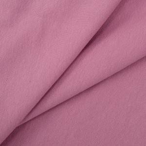 Ткань на отрез петля футер с лайкрой 2021-1 цвет с.роза
