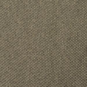 Ткань на отрез Blackout лен рогожка LB1 цвет коричневый