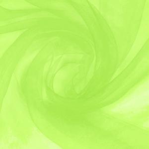 Вуаль 280 см цвет 4 салатовый