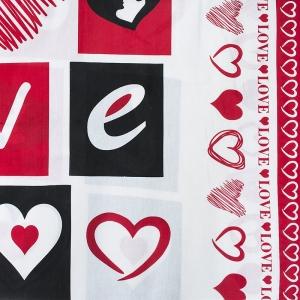 Бязь плательная 150 см 1969 Love