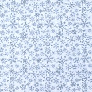 Ткань на отрез поплин 150 см 1827А/17 цвет серый