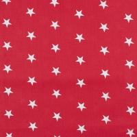 Ткань на отрез бязь плательная 150 см 1700/20 цвет красный