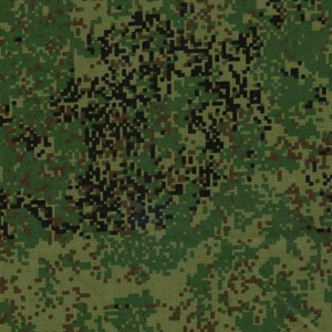 Ткань на отрез бязь камуфлированная ГОСТ 150 см 123-1п