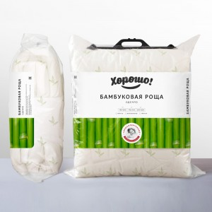 Одеяло Бамбуковая роща легкое 120 гр 172х205