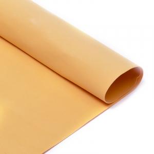 Фоамиран в листах 1 мм 50/50 см уп 10 шт MG.A037 цвет светло-коричневый