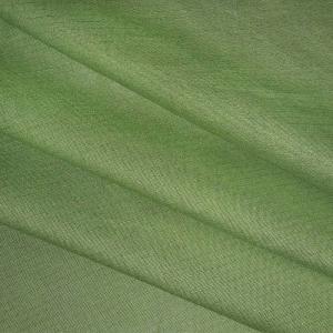 Ткань на отрез полулен 150 см 70056 цвет зеленый