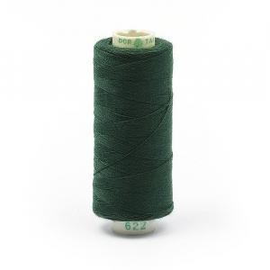 Нитки бытовые Dor Tak 40/2 366м 100% п/э, цв.622 зеленый