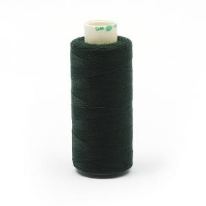 Нитки бытовые Dor Tak 40/2 366м 100% п/э, цв.624 зеленый
