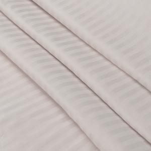 Ткань на отрез страйп сатин полоса 3х3 см 240 см 140 гр/м2 В004