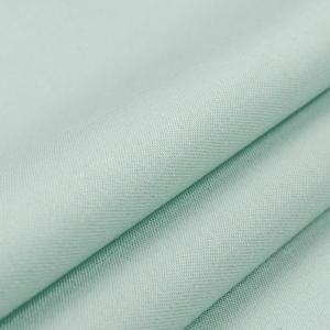 Ткань на отрез сатин гладкокрашеный 162BGS светло-зеленый air jet