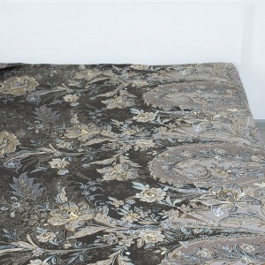 Простыня на резинке Музей 6 основа перкаль 160/200/20 см