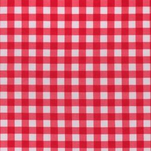 Ткань на отрез полулен 150 см 10432/6 цвет красный
