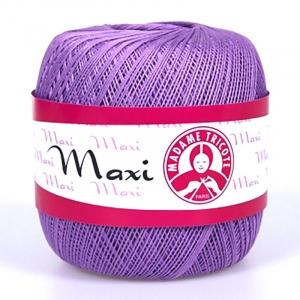 Пряжа Madame Tricote Maxi 100% хлопок 100 гр. 565м. цвет 6309
