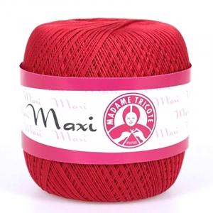 Пряжа Madame Tricote Maxi 100% хлопок 100 гр. 565м. цвет 6328
