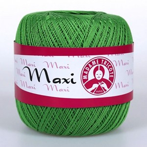 Пряжа Maxi 100% хлопок 100 гр. 565м. цвет 6332