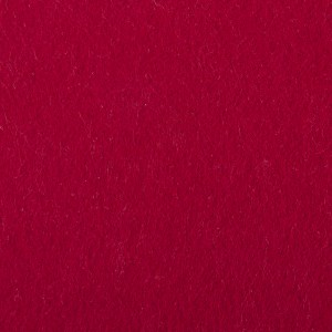 Фетр листовой жесткий IDEAL 1мм 20х30см арт.FLT-H1 цв.607 т.красный