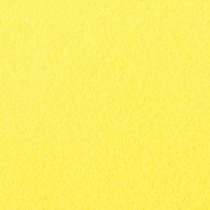 Фетр листовой жесткий IDEAL 1мм 20х30см арт.FLT-H1 цв.633 лимон