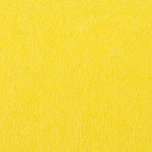 Фетр листовой жесткий IDEAL 1мм 20х30см арт.FLT-H1 цв.643 желтый